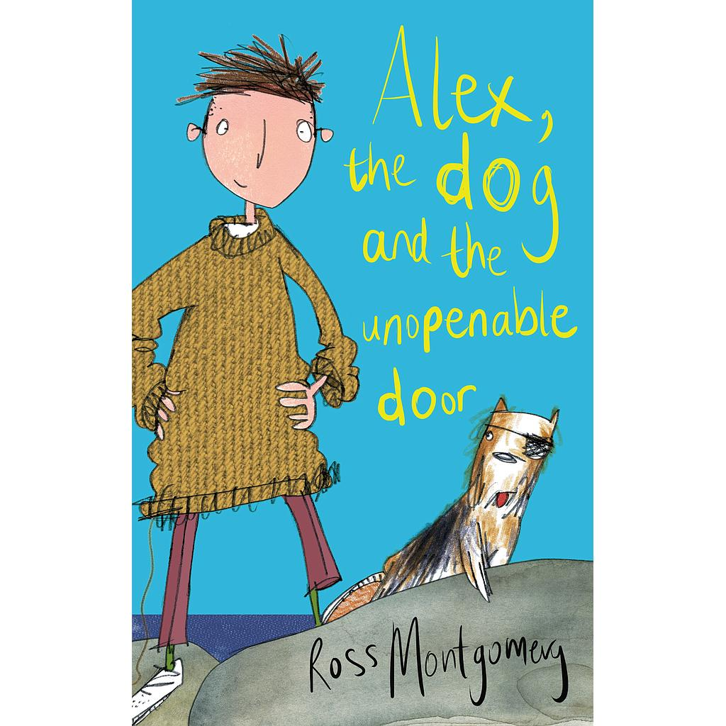 Alex, the Dog and the Unopenable Door