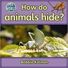 Animals in My World: How Do Animals Hide? - H - RR:14