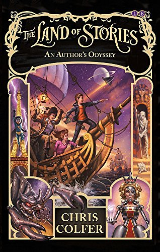 An Author's Odyssey: The Land of Stories # 5