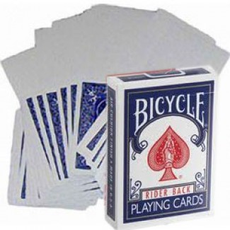 Bicycle Blank Playing Cards