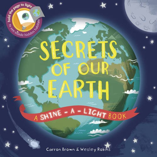 A Shine a Light Book: Secrets of our Earth