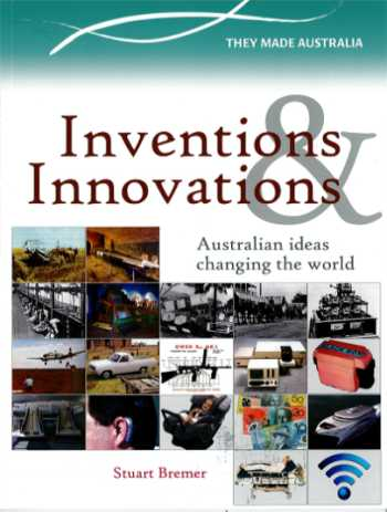A Nation in the Making: Inventions and Innovations