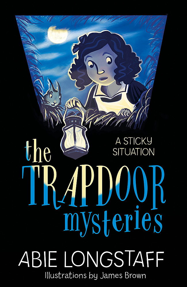 A Sticky Situation: The Trapdoor Mysteries # 1