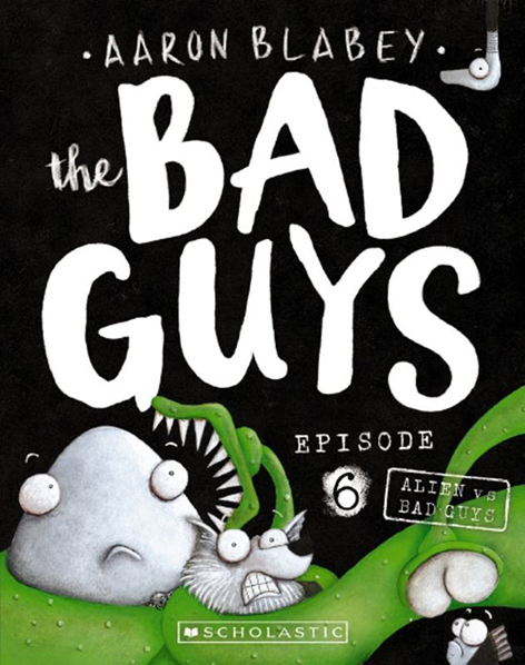 Alien vs Bad Guys: Bad Guys Episode 6