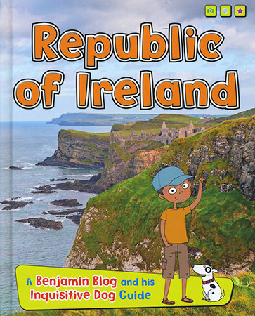 A Benjamin Blog and His Inquisitive Dog Guide: Republic of Ireland