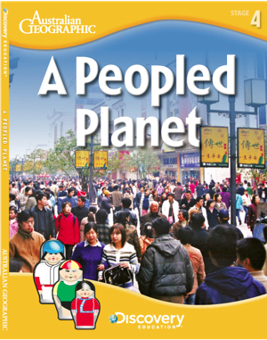 A Peopled Planet: Population (Discovery Education Stage 4)