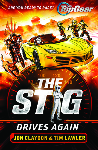 The Stig Drives Again: Stig # 2